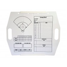 Hey You! Signs Portable Collapsible Dry Erase Board - Baseball