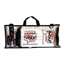Hey You! Signs Portable Collapsible Dry Erase Board