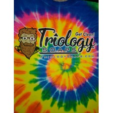 Triology Tie-Dye T-Shirt (2XL)