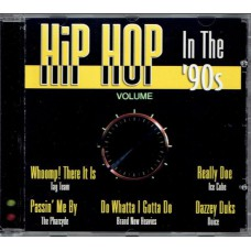 Various - Hip Hop in the 90's