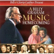 Bill & Gloria Gaither - A Billy Graham Music Vol. 2