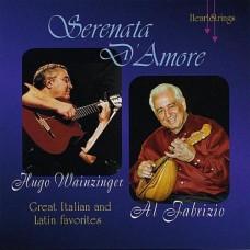 Al Fabrizio and Hugo Wainzinger - Serenata D'Amore